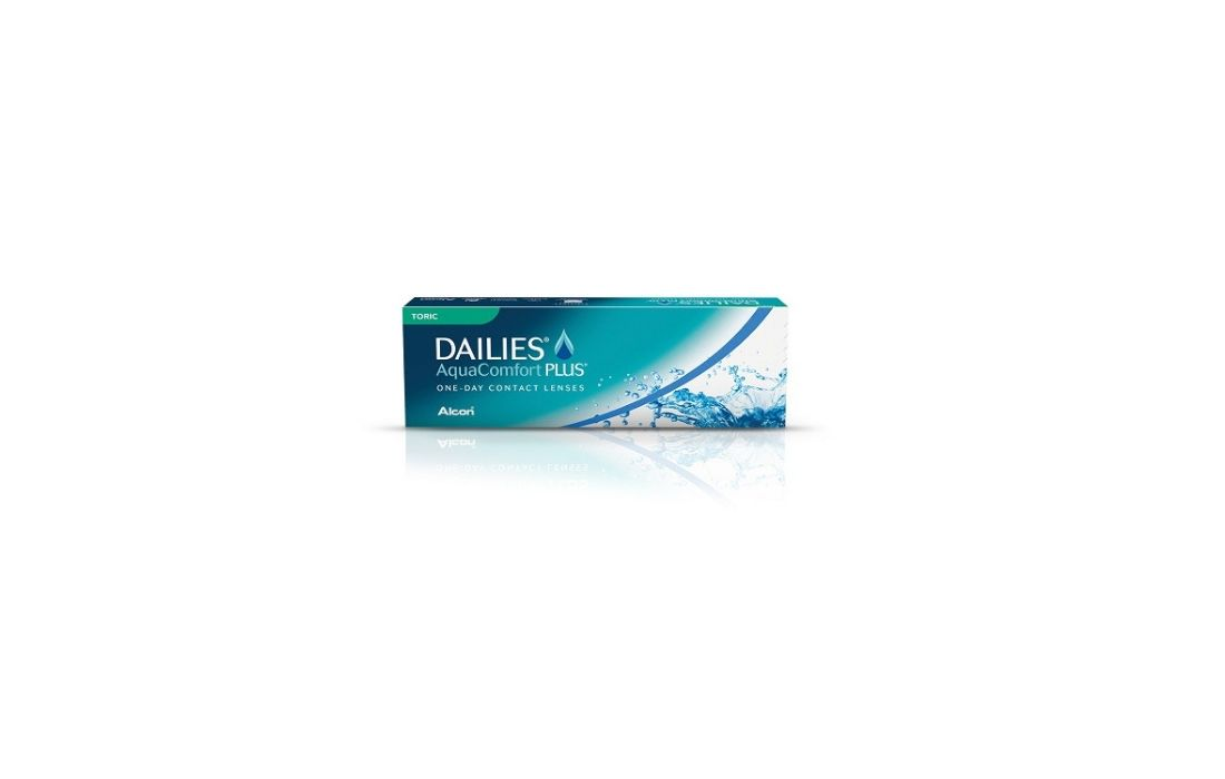 DAILIES AQUA COMFORT PLUS TORIC, Alcon
