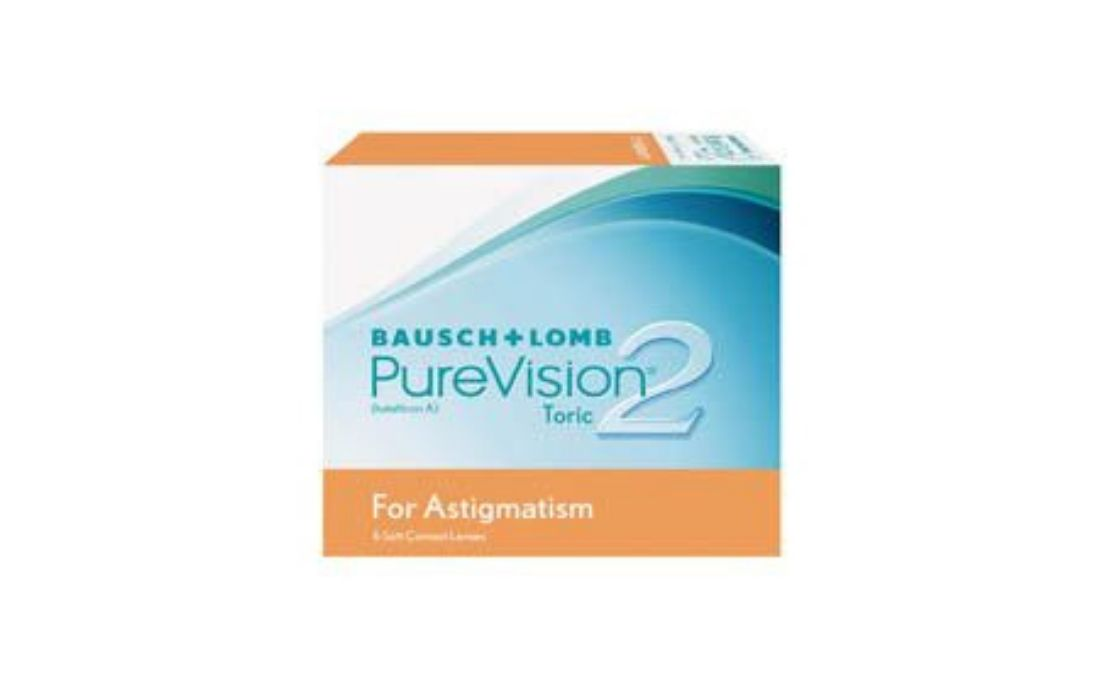 PURE VISION 2HD FOR ASTIGMATISM, Bausch & Lomb