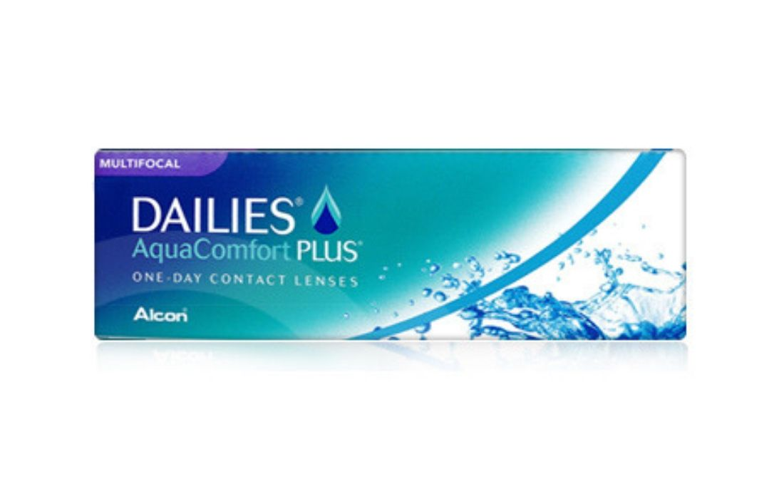 FOCUS DAILIES COMFORT PLUS MULTIFOCAL, Alcon