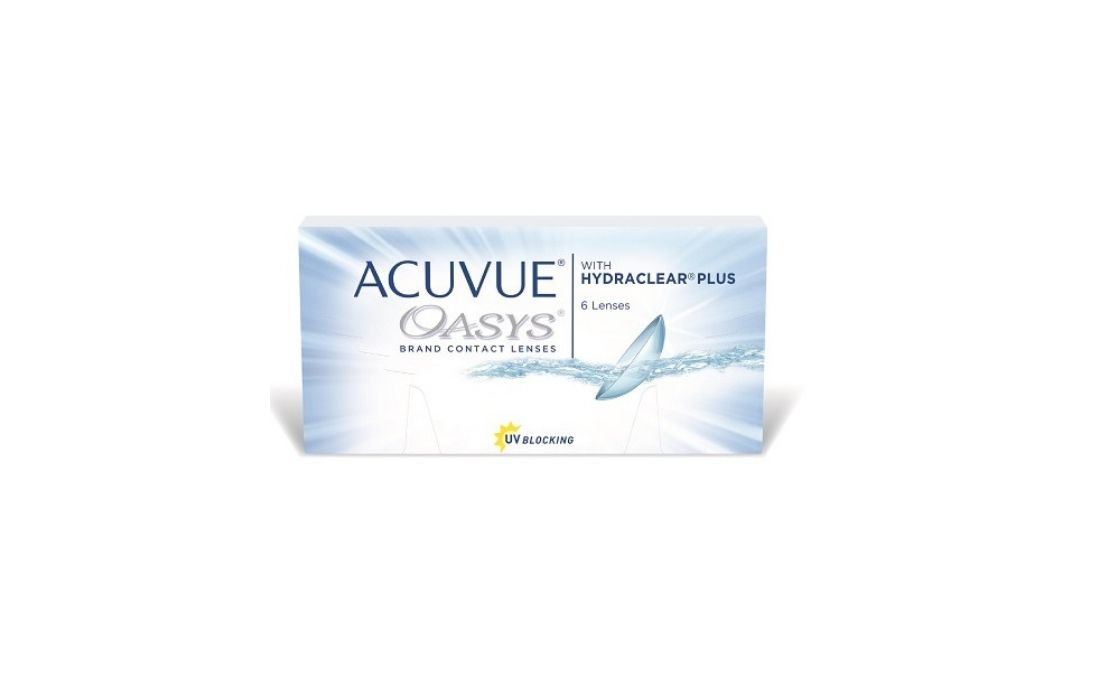 ACUVE OASIS with HIDRACLEAR PLUS, Johnson & Johnson